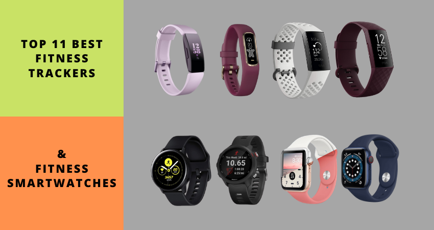best fitness trackers and watches